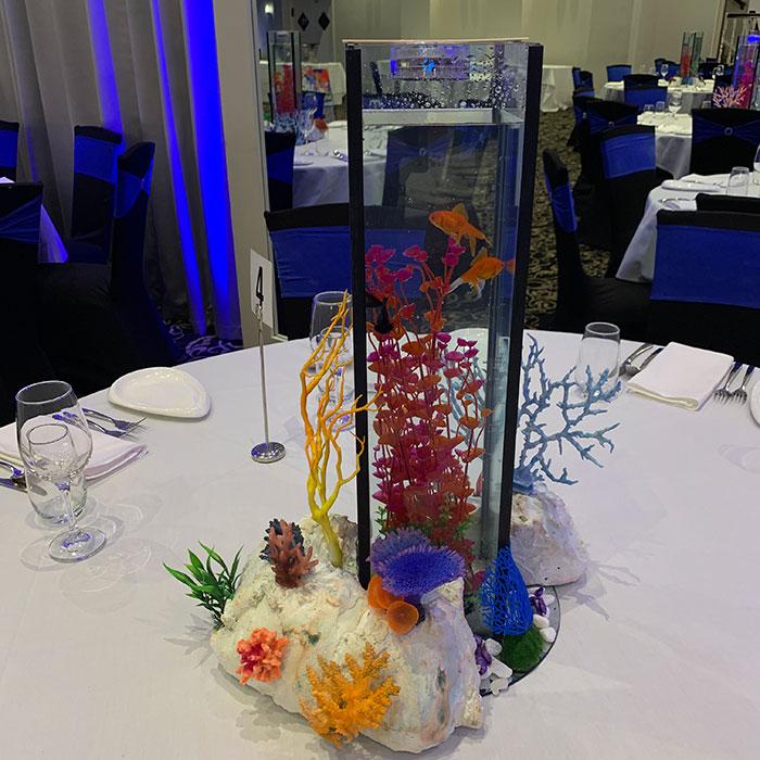 Aquarium Hire For Weddings